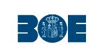 logo de acceso a la web del boe